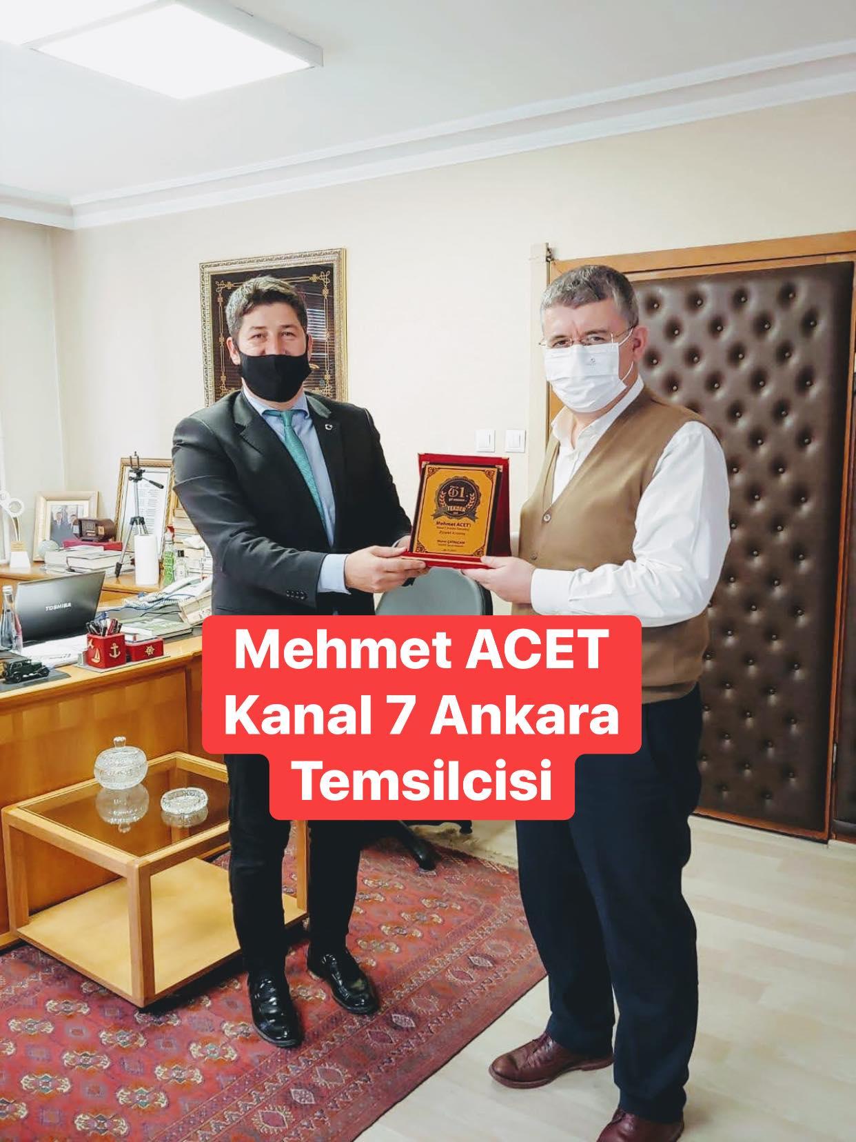 TEKDER'DEN KANAL 7'YE ZİYARET!